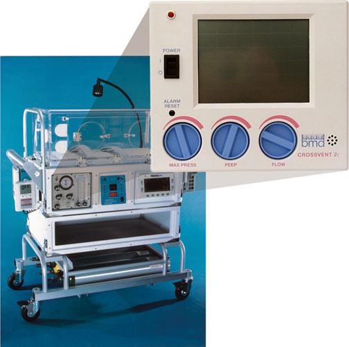 Crossvent 2i+ for Isolettes/incubators
