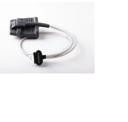 NN8000SL-WO2 - Soft sensor, Large, 8 pin connector (12 in./0.3m cable)