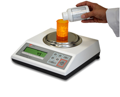 DRX-4C2 Pharmacy Pill Counting - Compounding Scale