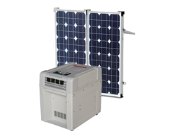 Battery backup 1800W WITH Solar Panel
