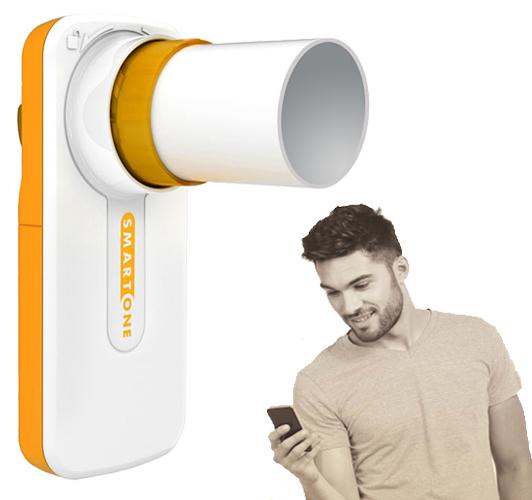MIR SmartOne Personal Spirometer