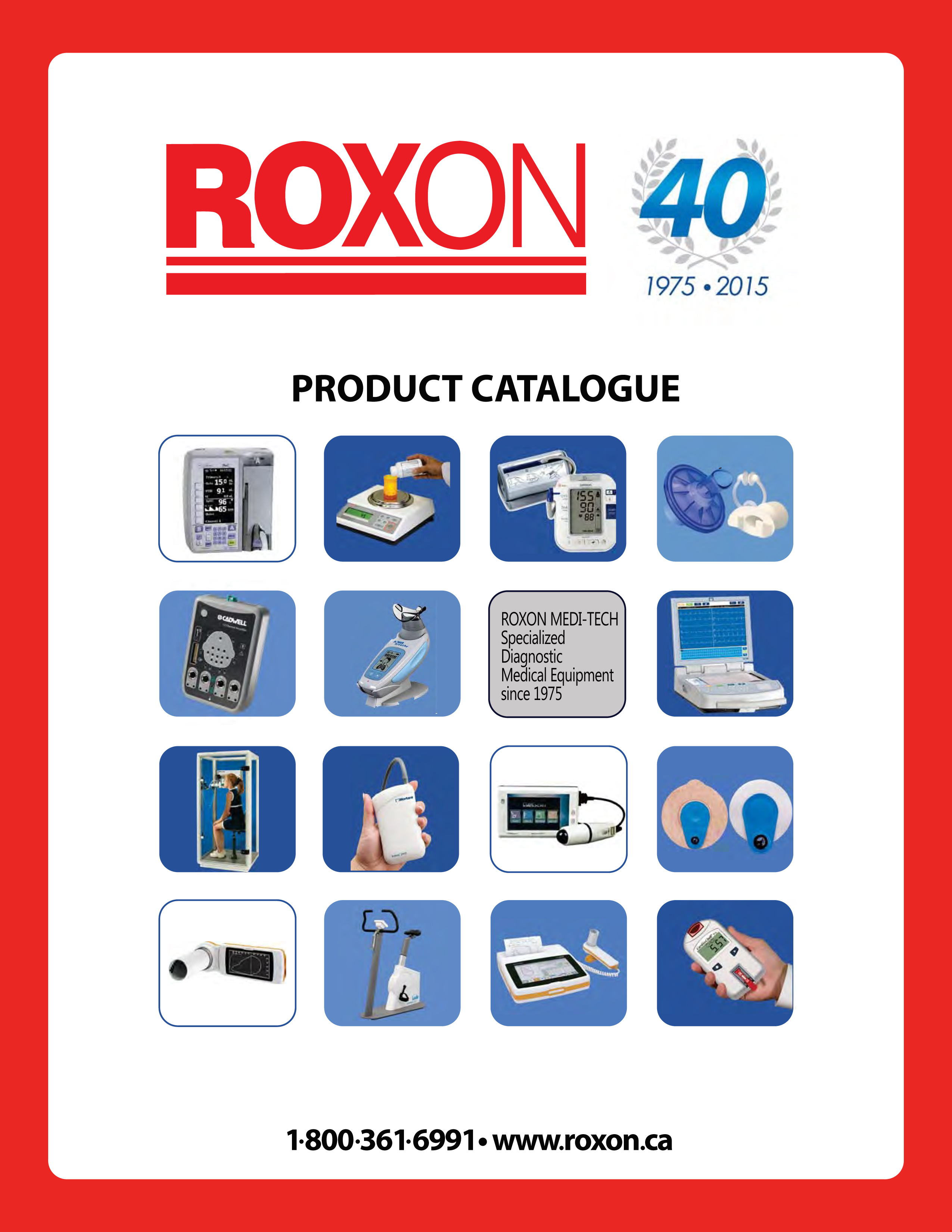 Roxon Product Catalogue