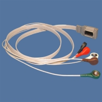 BU010-1642-00 - 5-lead Patient cable for Burdick 5L holter recorder