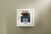 CS50-00392-10 - Wall mount storage case for Powerheart AED G3