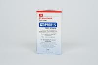 PTS1711 - Total Cholesterol Test Strips - 25 strips/vial