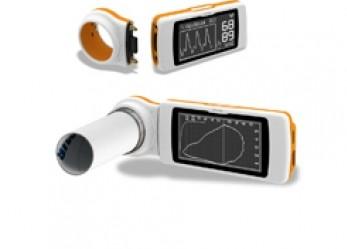 Spirodoc pocket spirometer (MIR)