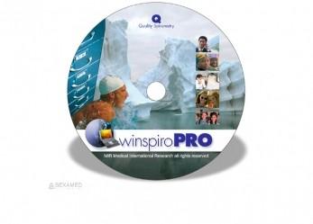 WinspiroPRO - Spirometry PC software (MIR)
