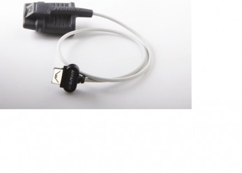 NN8000SM-WO2 - Soft sensor, Medium, 8 pin connector (12 in./0.3m cable)