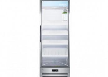 SUACR1415MED - 14 cu. Ft (Medium capacity) Refrigerator, with Glass Door