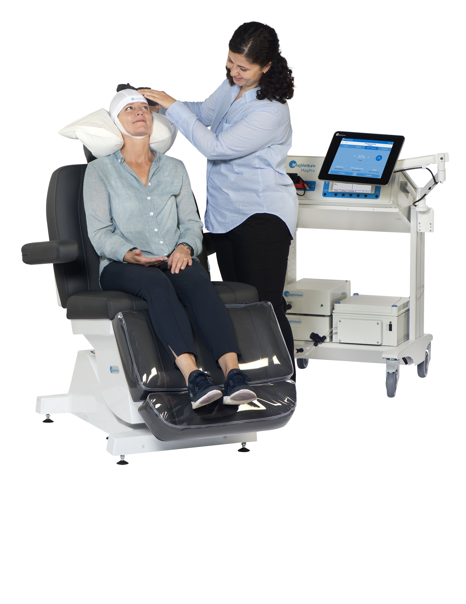 TMS Depression Therapy System - Magventure