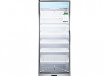 SUACR1718MED - 17 cu. Ft (Large capacity) Refrigerator Accucold Glass Door