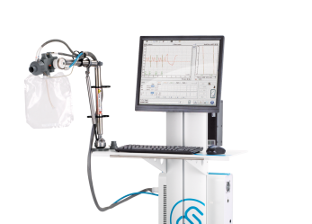 Medisoft HypAir PFT testing system